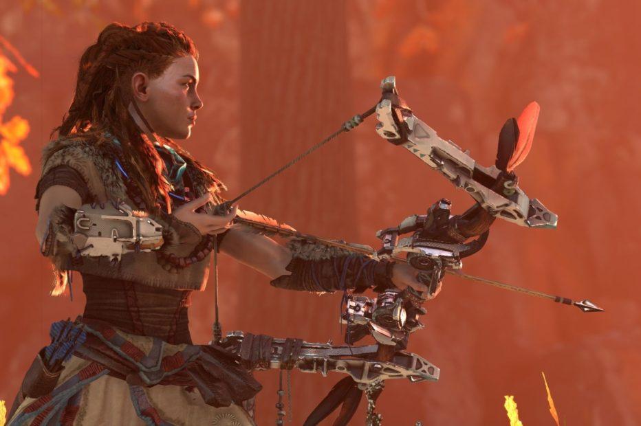 Horizon: Zero Dawn интервью с разработчиками и почему они выбрали женского персонажа