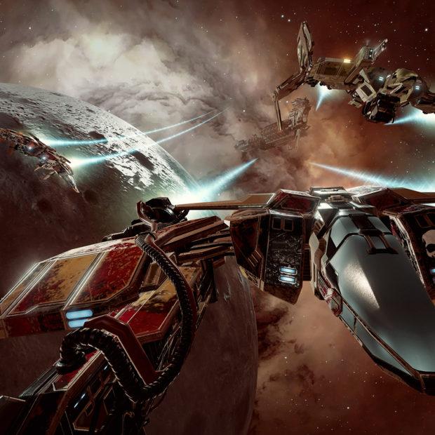EVE: Valkyrie показала миссию АКА Звёздные Войны
