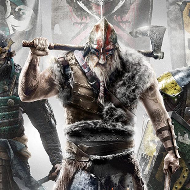 For Honor: Эксклюзивный геймплей с выставки E3