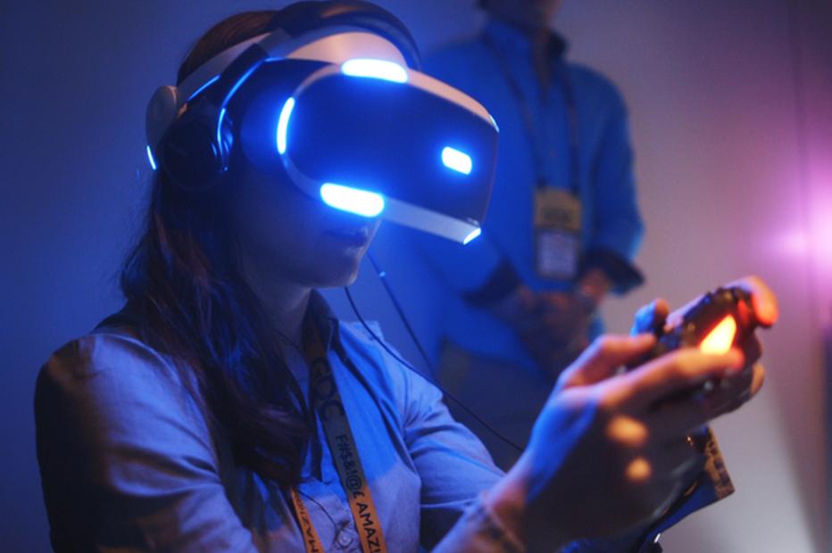Playstation VR лучшее изобретение года