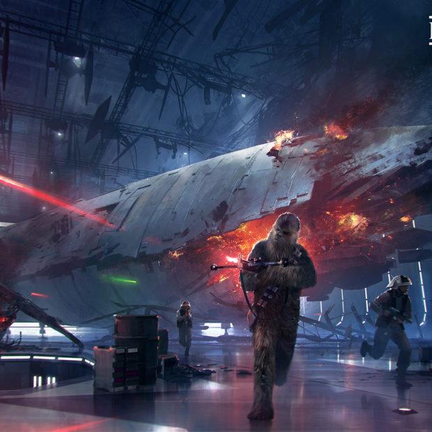 Star Wars Battlefront (2015) Новые герои