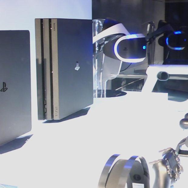 В продажу поступила PS4 Pro