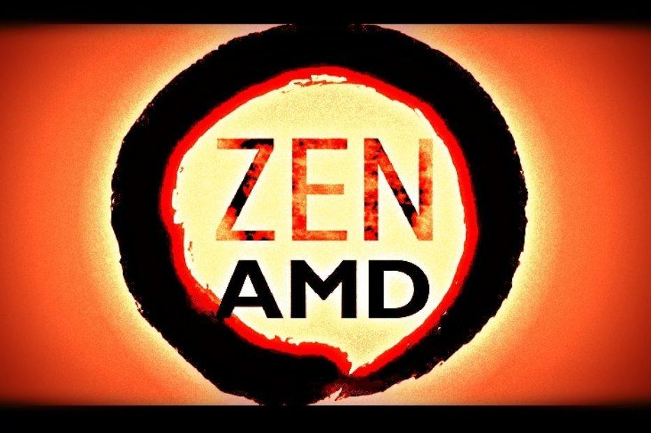 AMD Zen анонс презентации CPU Zen