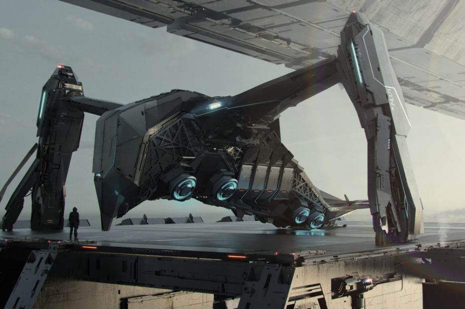 Десантное судно Prowler: Вопрос — Ответ часть первая.