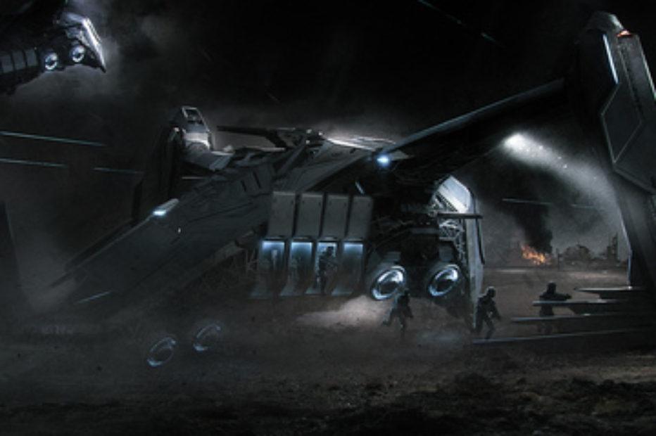Десантное судно Prowler: Вопрос — Ответ часть вторая.