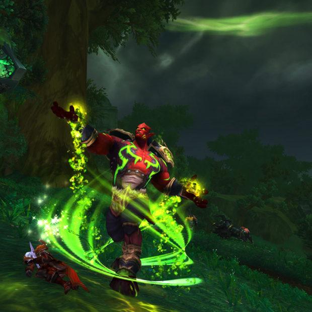World of Warcraft: Legion — обзор круглого стола