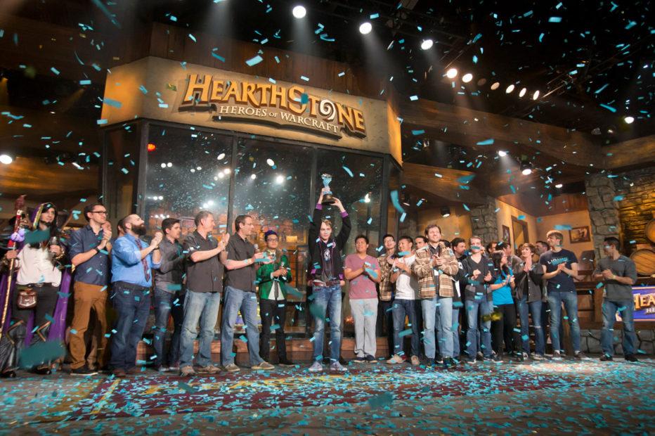 Победу в Hearthstone одержал Россиянин