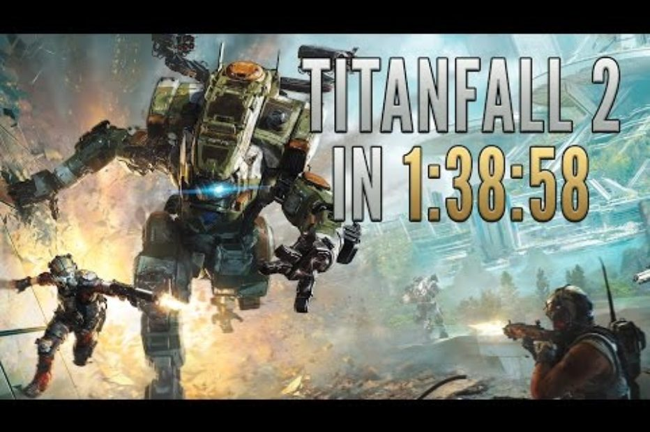 TitanFall 2 за полтора часа