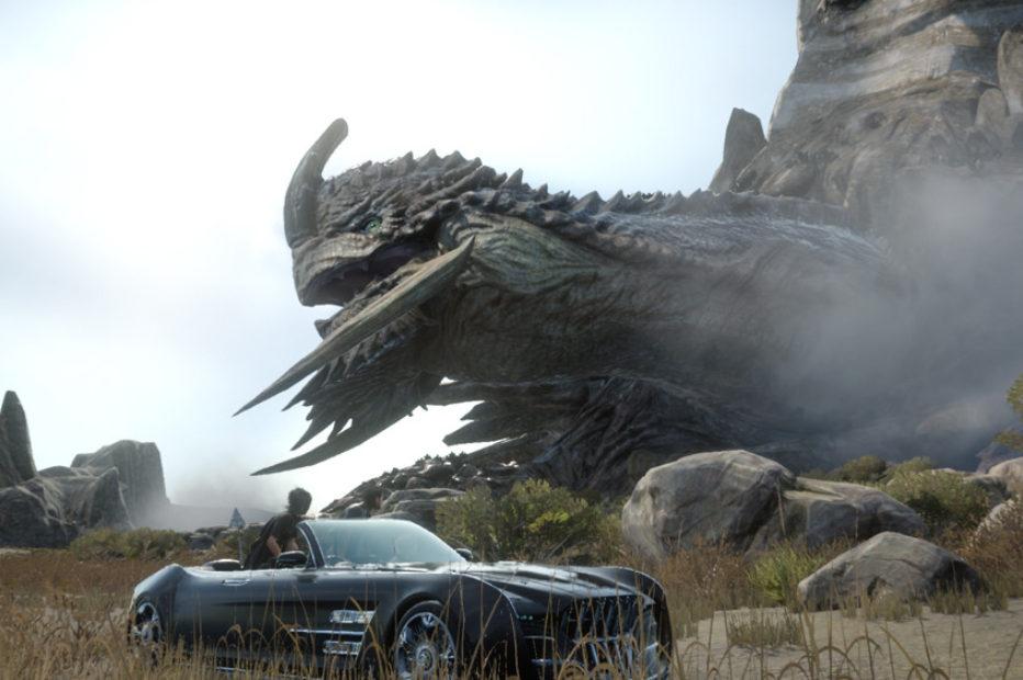 Final Fantasy XV убить боса за 72 часа?
