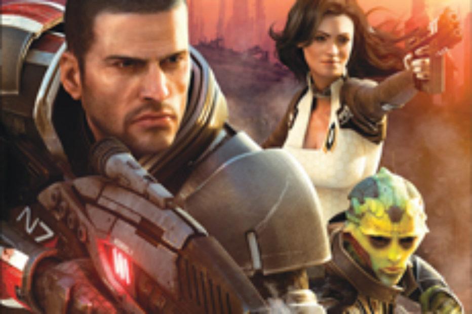 Mass Effect 2 в подарок!