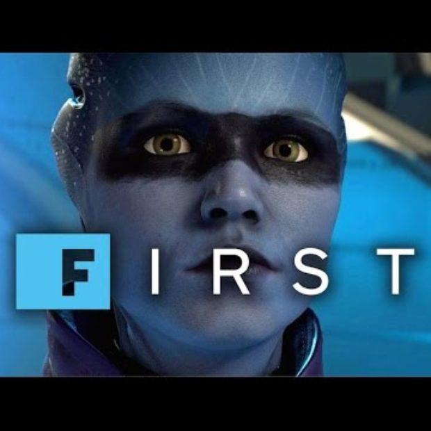 Мультиплеер Mass Effect Andromeda