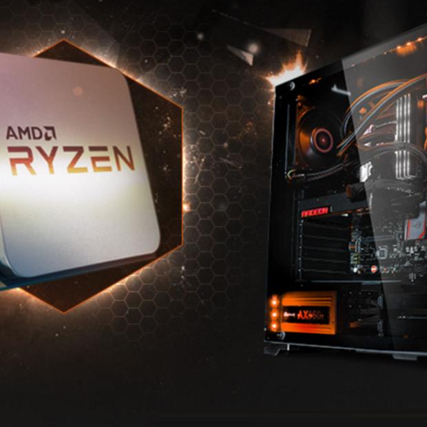 Появились результаты тестирования всех гибридных процессоров AMD Ryzen в 3DMark