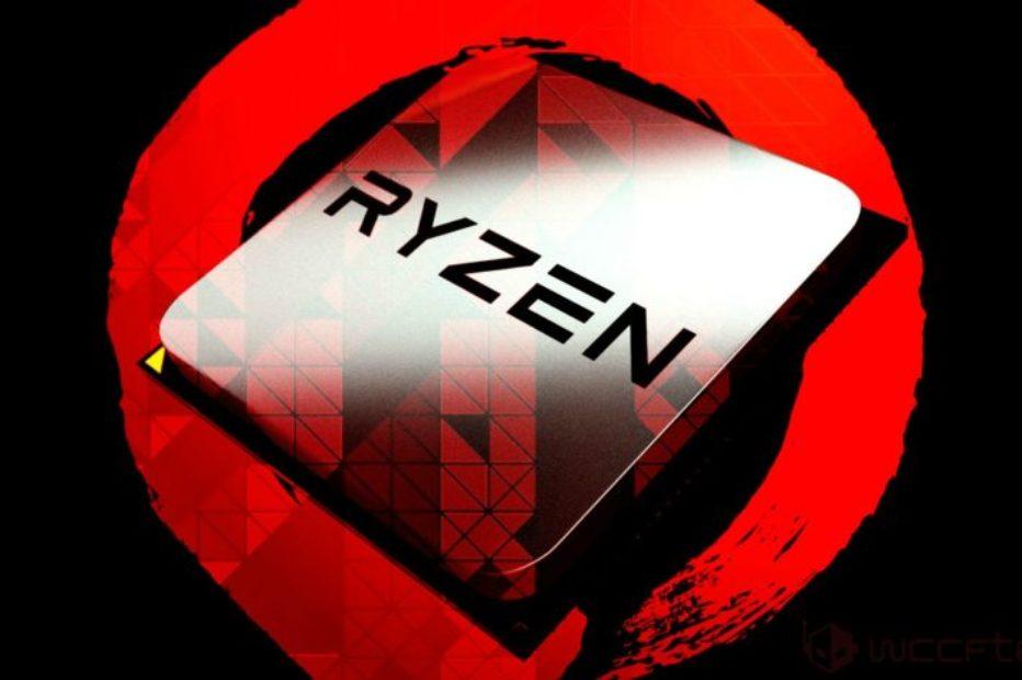 Официально: второе поколение CPU Ryzen
