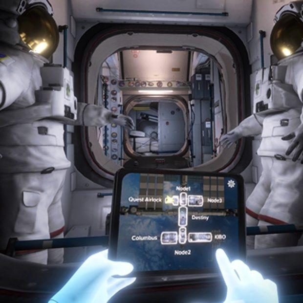 С помощью Rift можно посетить МКС