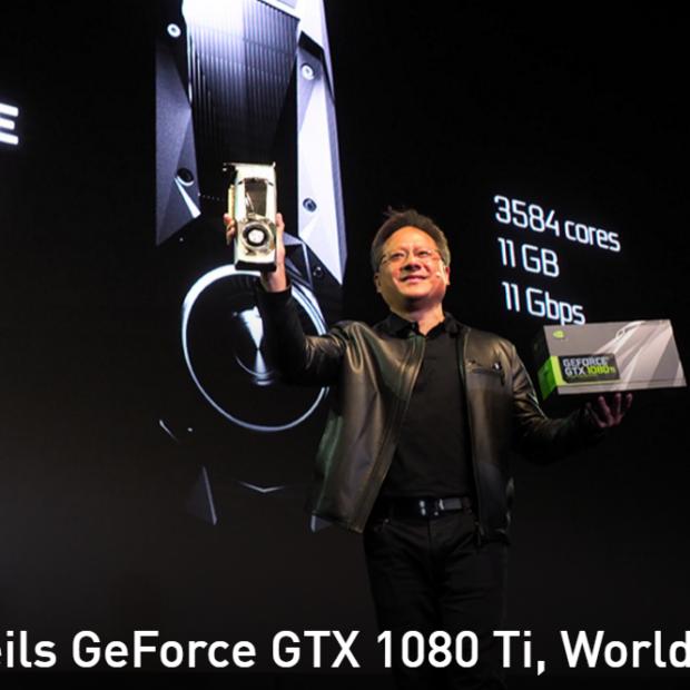 GTX 1080 Ti на 35% быстрее GTX 1080