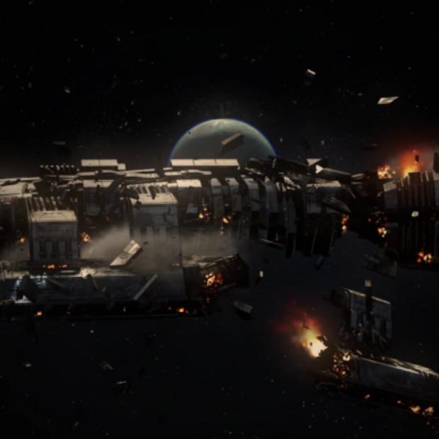 Анонс стратегии Battlestar Galactica Deadlock