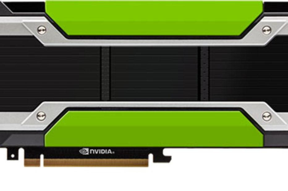 Nvidia TESLA P100 самый мощный GPU на планете