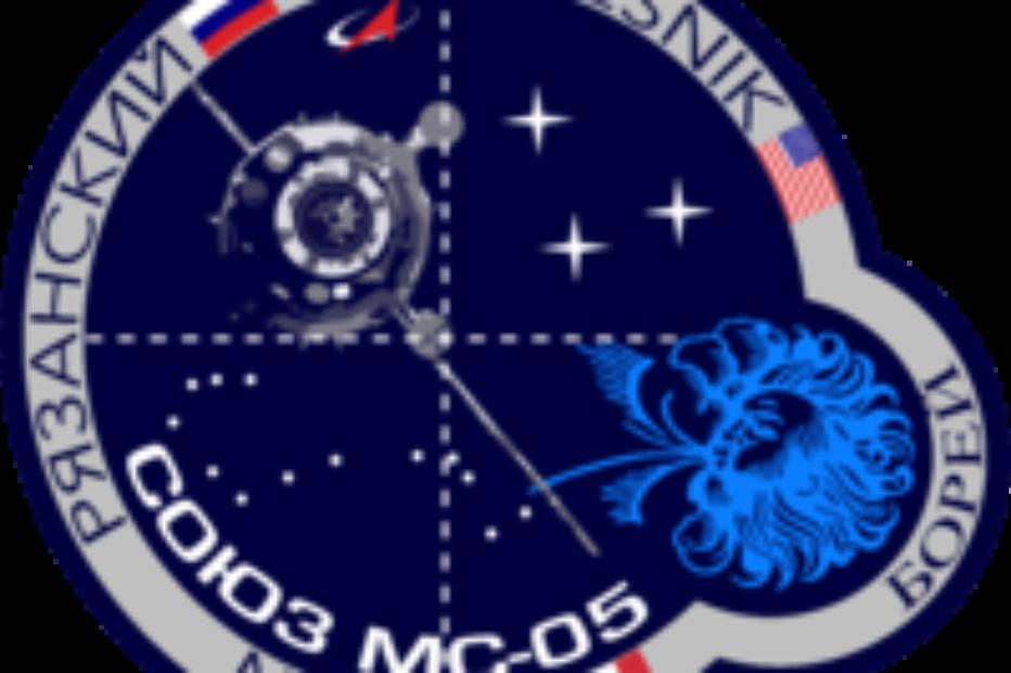 ТПК «Союз МС-05» пристыковался к МКС