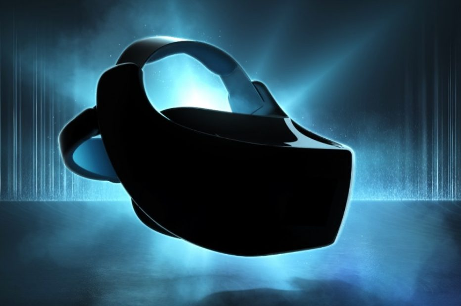 HTC анонсировала автономный шлем Vive Standalone