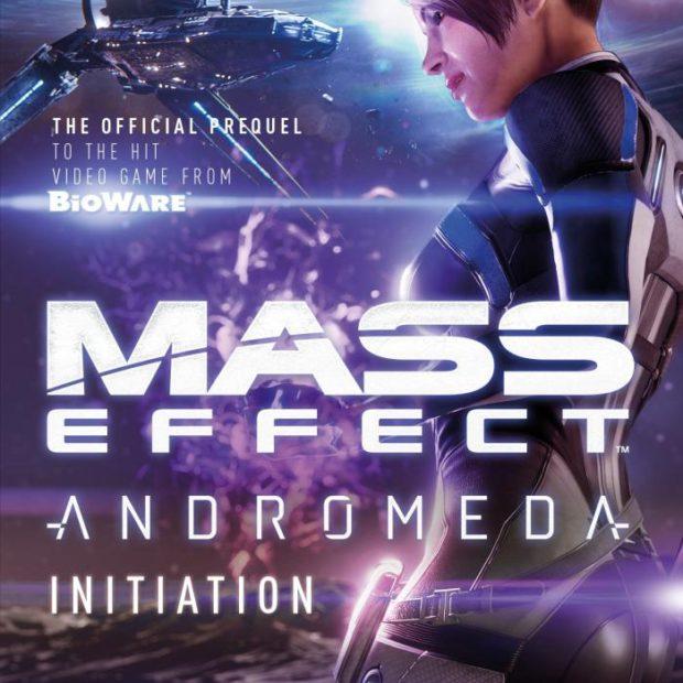 Mass Effect: Initiation — вышла новая книга