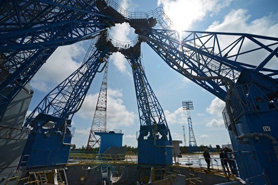 Восточный будет оптимизирован для запуска аппаратов будущих миссий на Луну