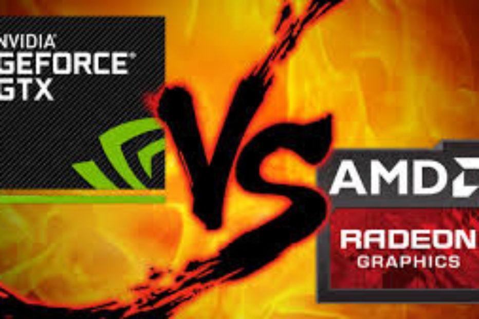 Война за потребителя: AMD vs NVIDIA