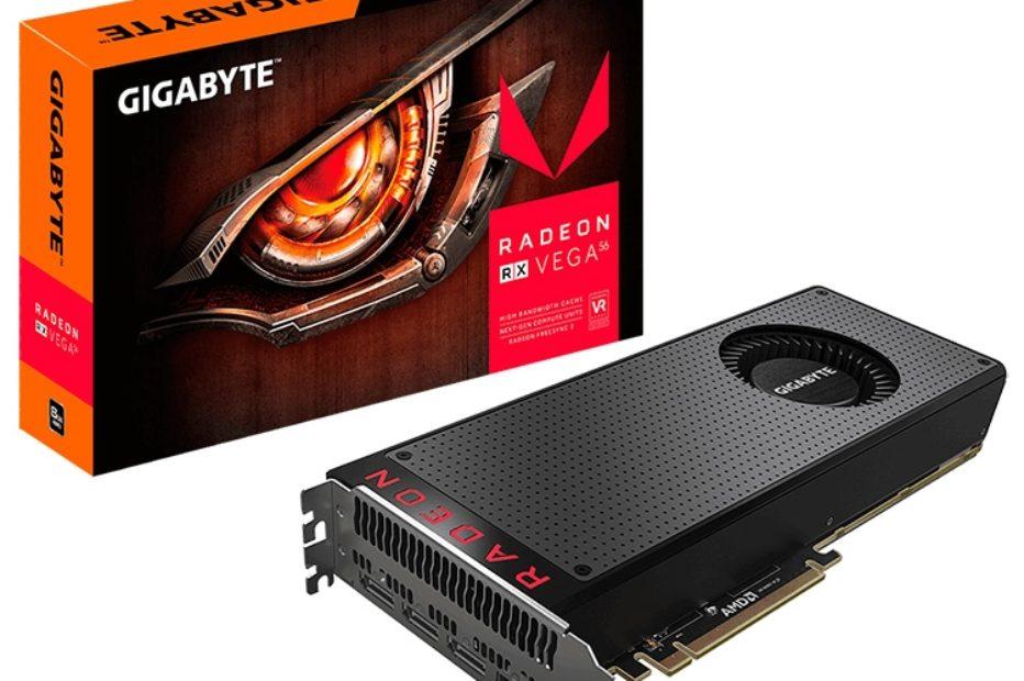 Первые товарные экземпляры Radeon RX Vega 56 были раскуплены моментально