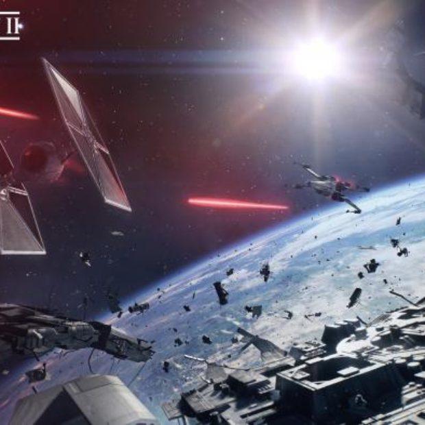 Разработчики воскресили классическую стратегию по «Звёздным войнам»