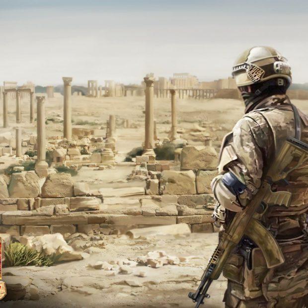 Релиз DLC: Возвращение в Пальмиру