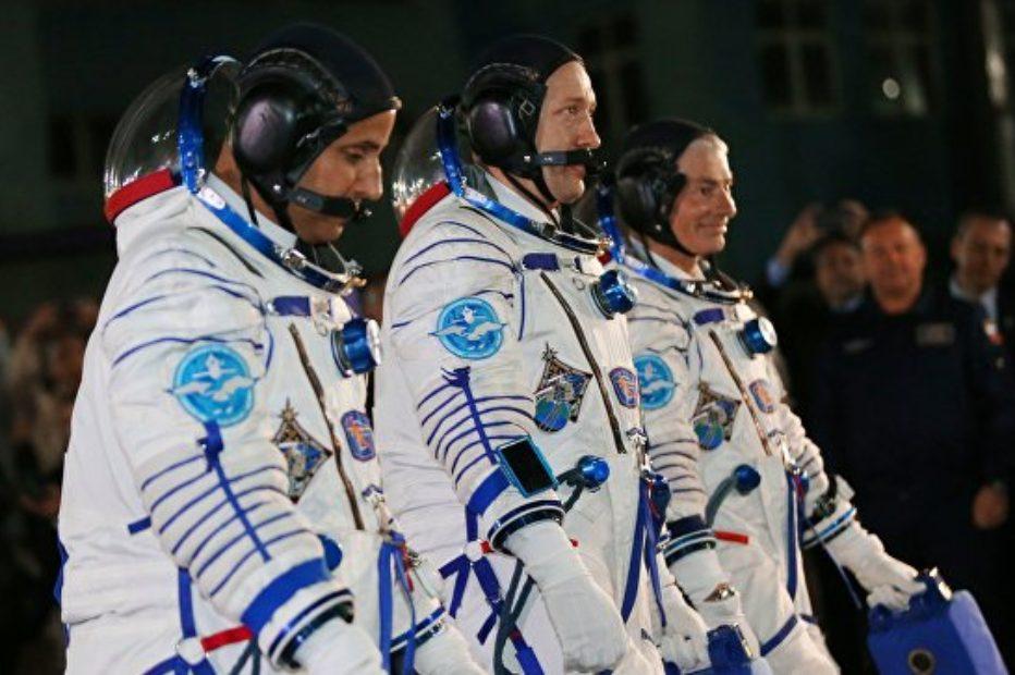 Экипаж корабля «Союз МС-06» перешел на борт МКС