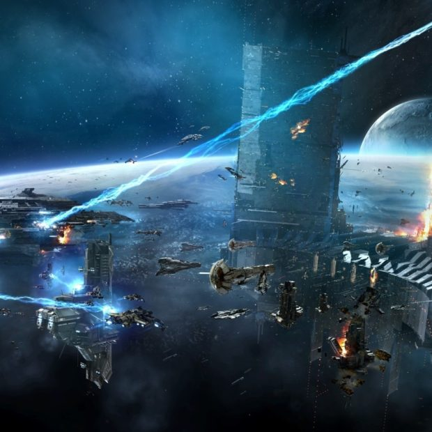 CCP GAMES анонсировали мобильную космическую песочницу EVE: Infinite Galaxy