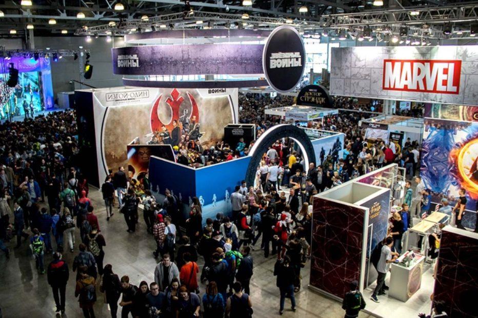 Открылась двенадцатая выставка интерактивных развлечений «ИгроМир 2017»