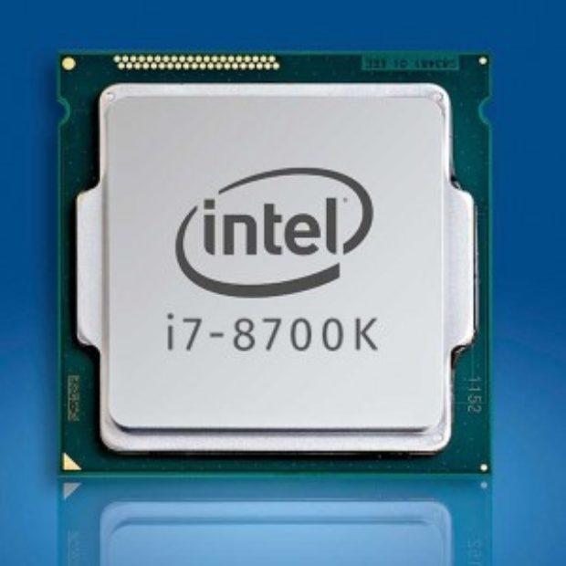 Intel Coffee Lake-S официальные цены