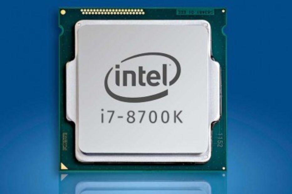 Скальпирование и разгон Intel Core i7-8700K: 5 ГГц — это не предел