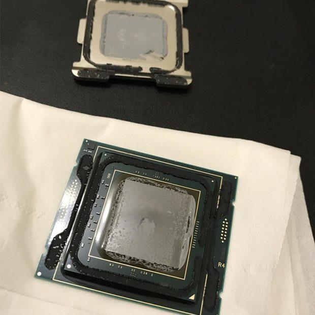Разгон 18-ядерного Core i9-7980XE до 5,0 ГГц