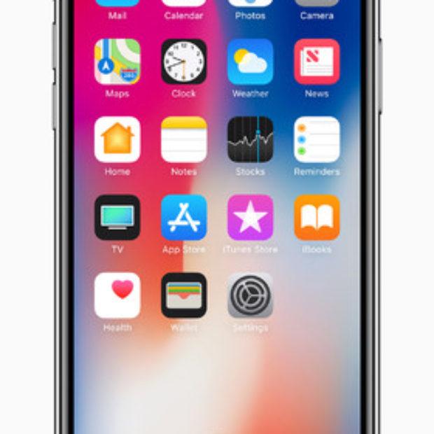 iPhone X и iPhone 8 представлены официально