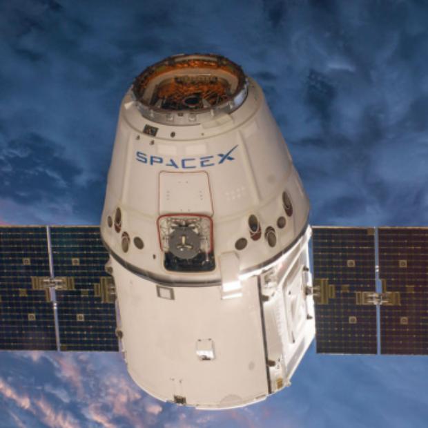 SpaceX совершила третий повторный запуск ракеты-носителя