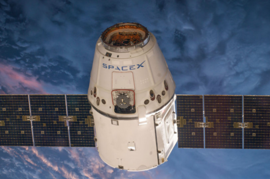 Crew Dragon успешно приводнился после отстыковки от МКС