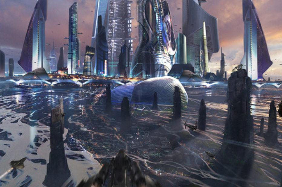Путеводитель по Галактике: система Centauri: UPD видео на русском