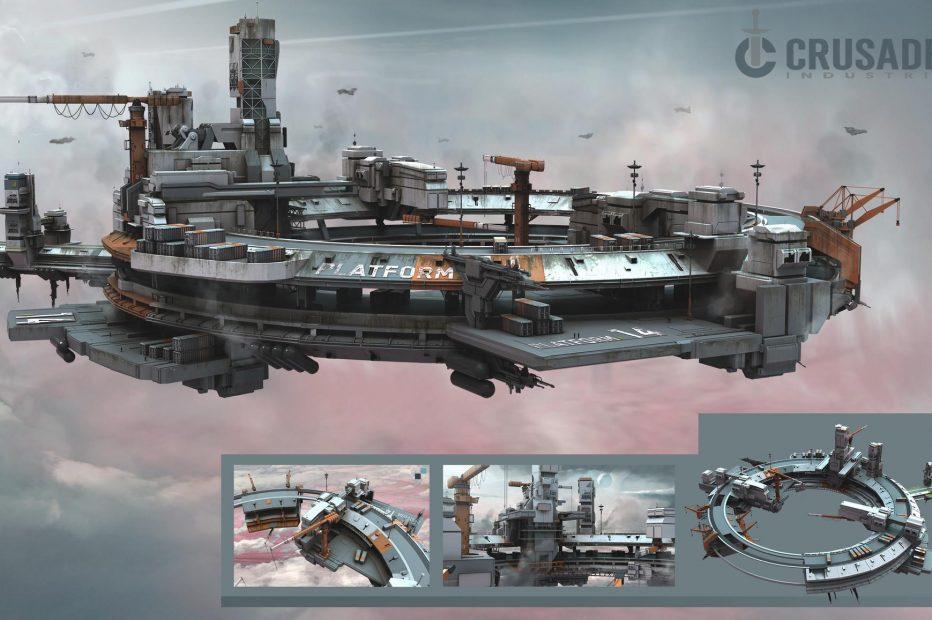 Star Citizen: немного информации о PlanetTech V4