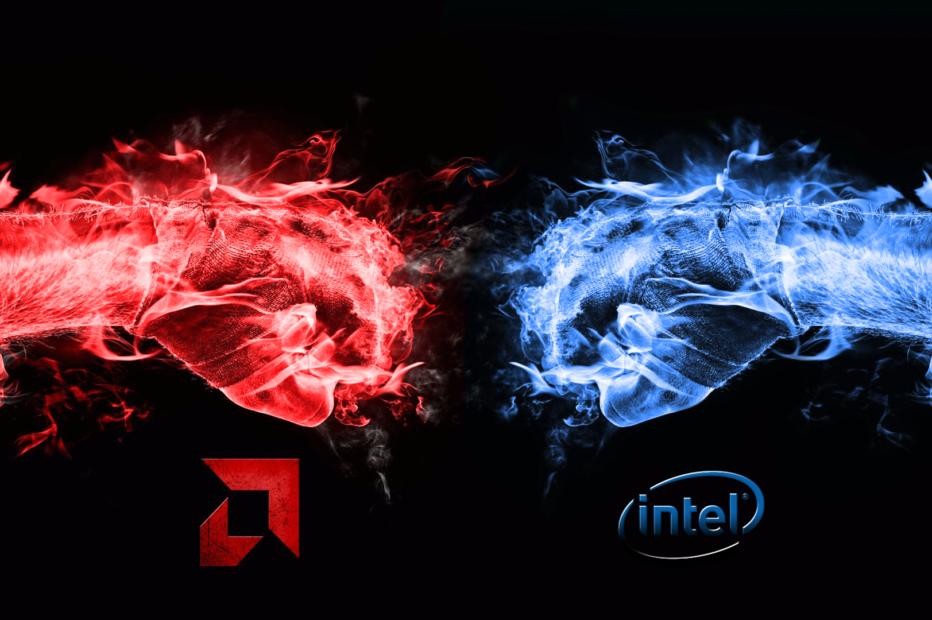 Новинки: процессоры от Intel и AMD