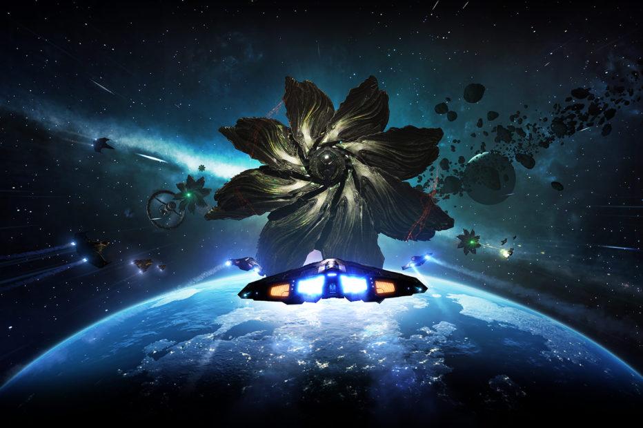 Elite Dangerous вышло большое обновление Beyond: Chapter One.