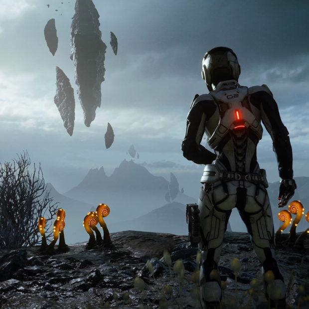 Mass Effect: Andromeda — Анонс третьей книги