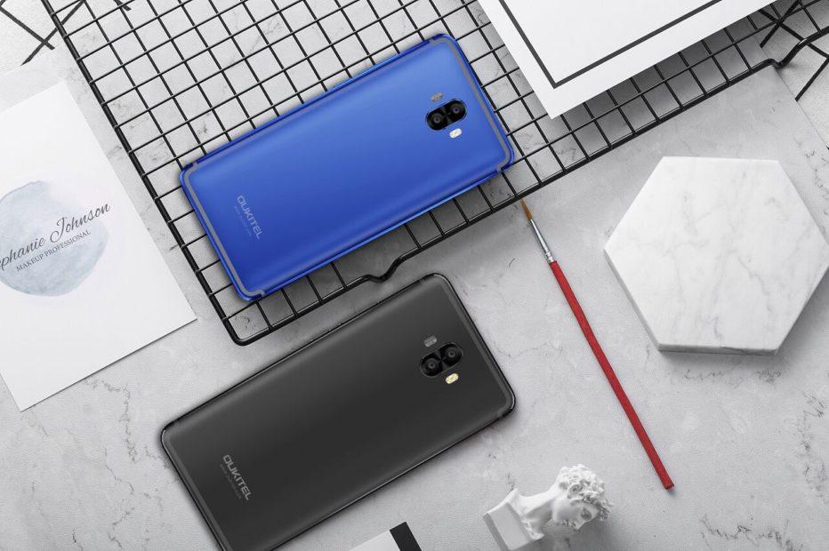 OUKITEL K8000 – новый царь-смартфон с емкой батареей