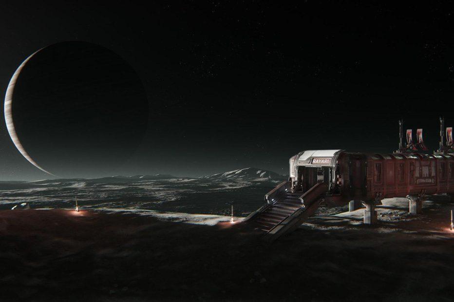 STAR CITIZEN 3.3 PTU — ДОСТУП К ИГРЕ ЗА $5