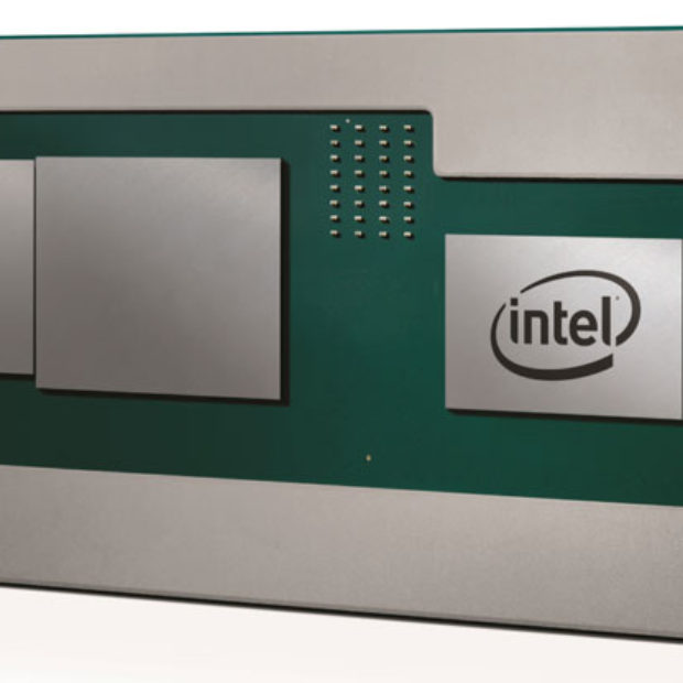 Встречаем процессор intel Core с графикойот AMD Radeon