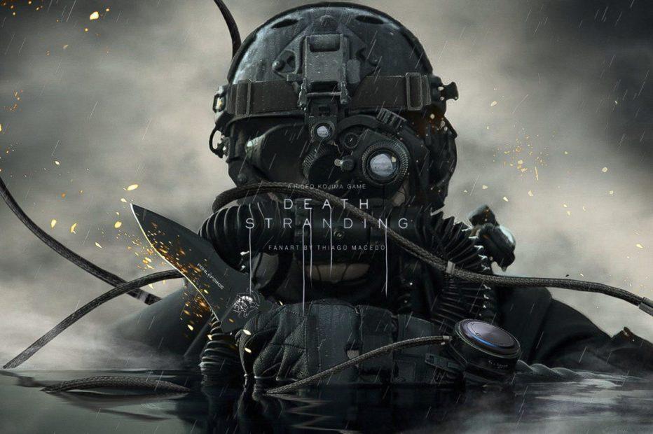 Релизный трейлер Death Stranding
