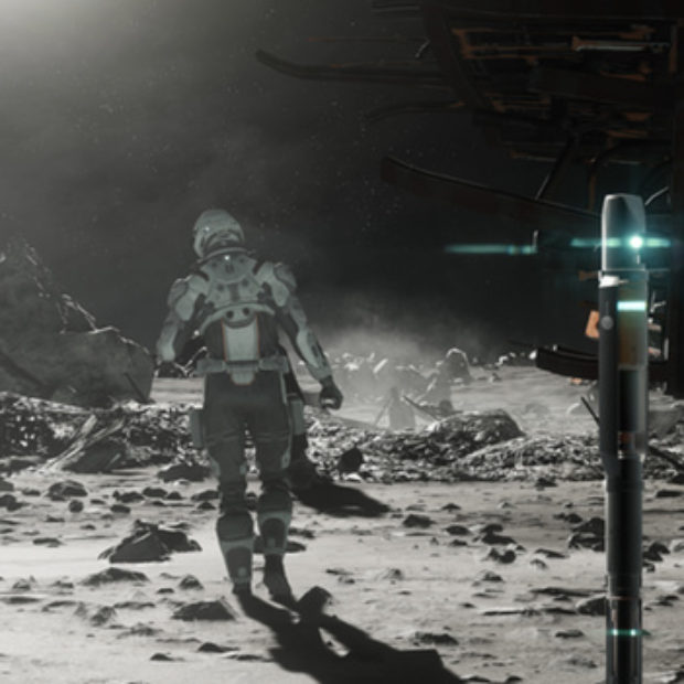 Star Citizen — Mass Effect Andromeda