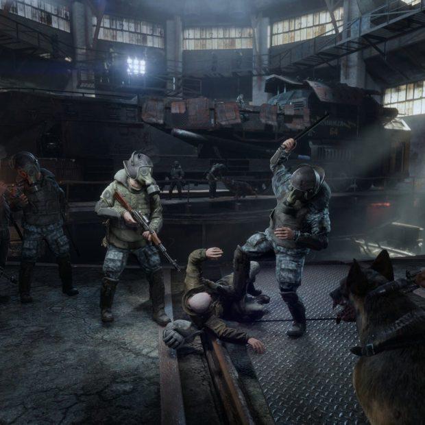Видео: 18 минут геймплея Metro: Exodus