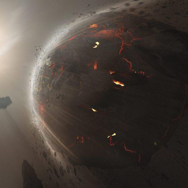 Путеводитель по галактике система Charon